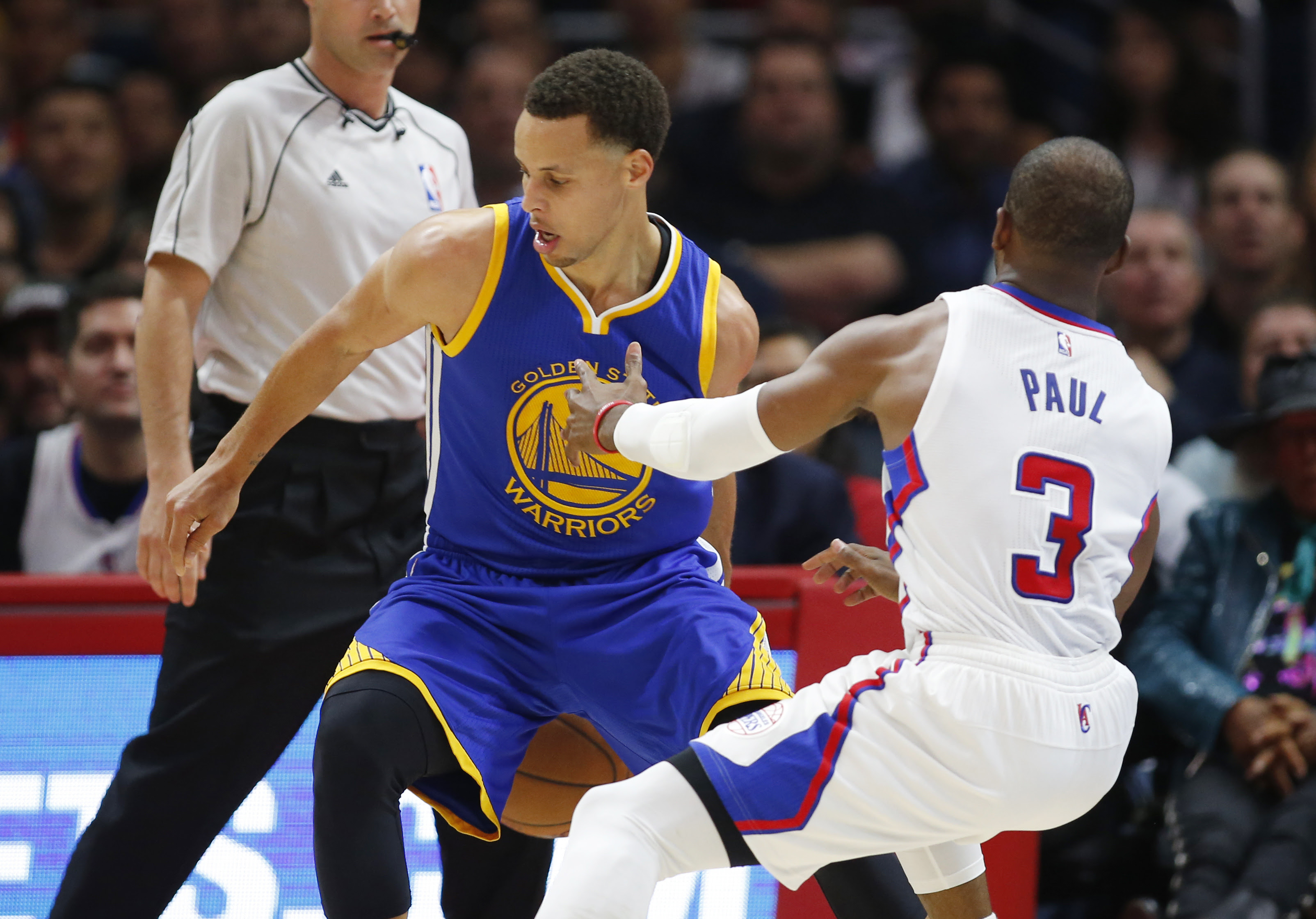 How Chris Paul Helped Create The Monster Steph Curry Has Become