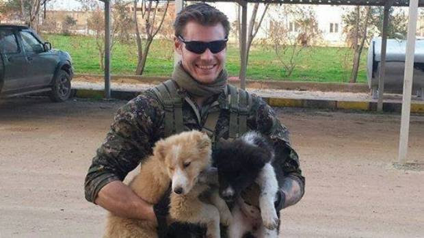 JOINED THE FIGHT: A man reported killed while fighting against Islamic State in Syria has been identified as 28-year-old Australian Ashley Kent Johnston.