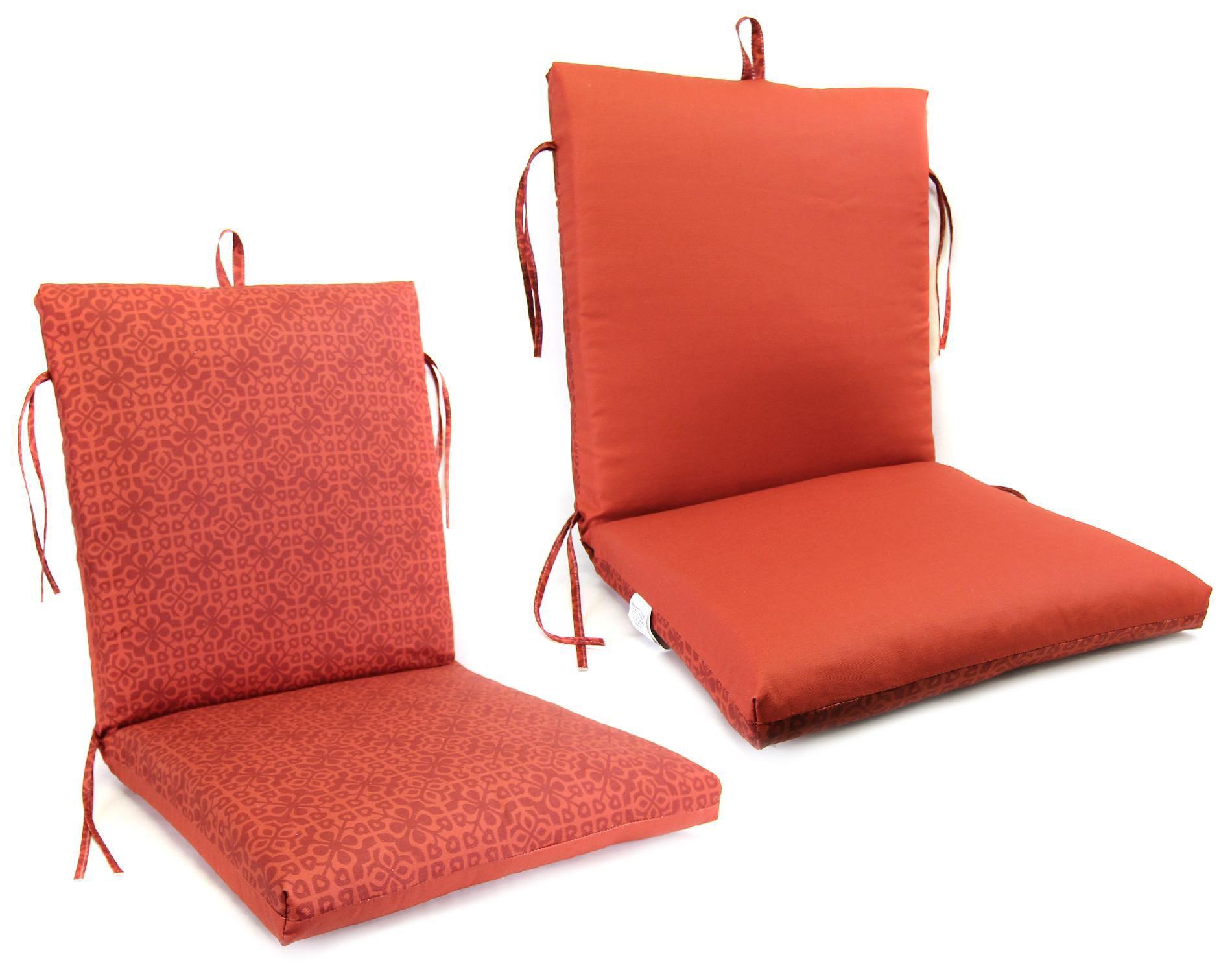 Essential Garden Sistine Clean Look Chair Cushion ...