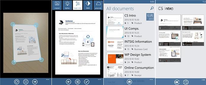CamScanner é um dos apps que pode transformar seu smartphone em um scanner (Foto: Divulgação)