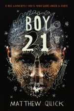 Boy21  Matthew Quick