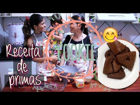 Vídeo: Receita de primas Cookie