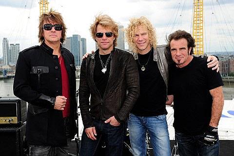 Bon Jovi, music, rock, United States, New Jersey