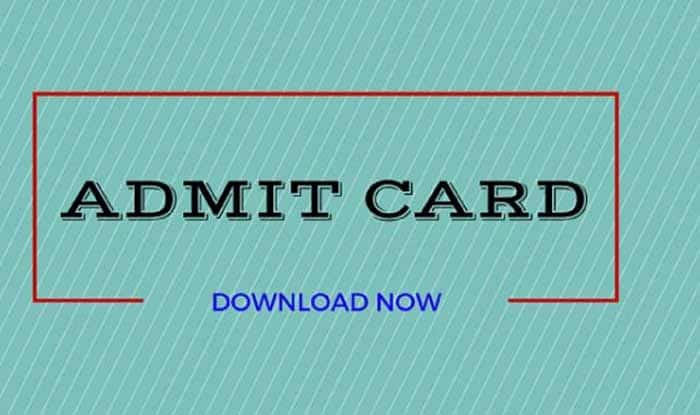 RAILWAY ALP/TECHNICIAN ADMIT CARD – 2018