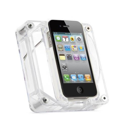 【国内正規品】 GRIFFIN AirCurve Play for iPhone 4S/4 PR10038
