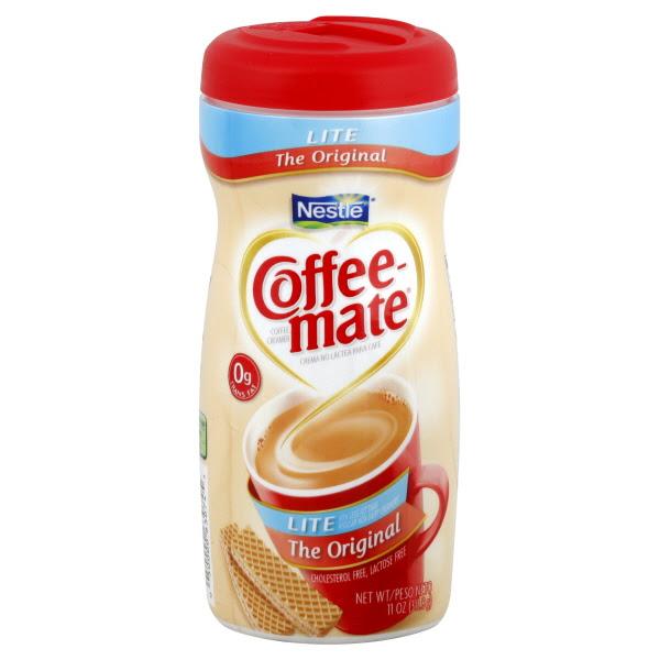 Nestle Carnation Coffee-mate Non-Dairy Powder Creamer - Office Supplies - Breakroom Supplies ...