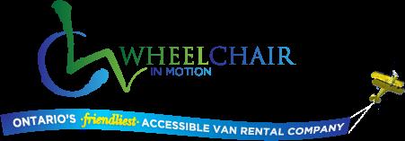 Wheelchair In Motion Handicap Accessible Vans Rentals