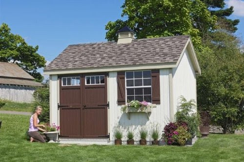 HAVE YOU EVER THOUGHT ABOUT HAVING A GARDEN SHED?