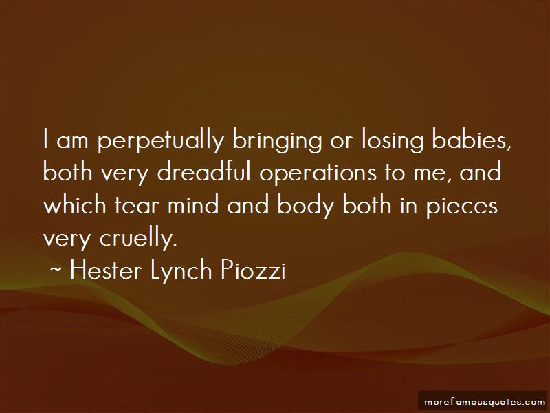 Losing Babies Quotes Top 7 Quotes About Losing Babies From Famous