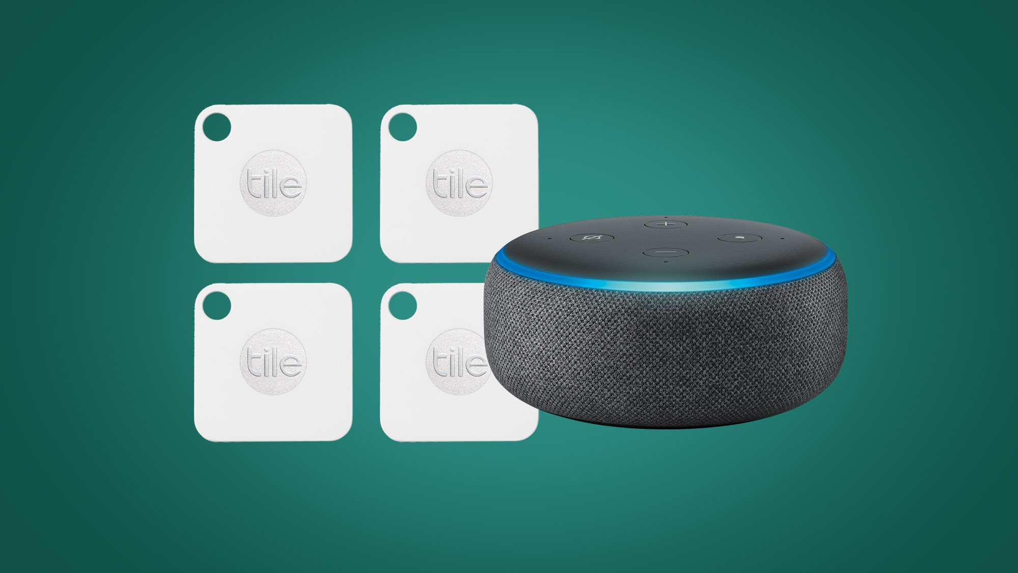 Get a free Echo Dot with a Tile tracker ahead of Amazon's Black Friday sale