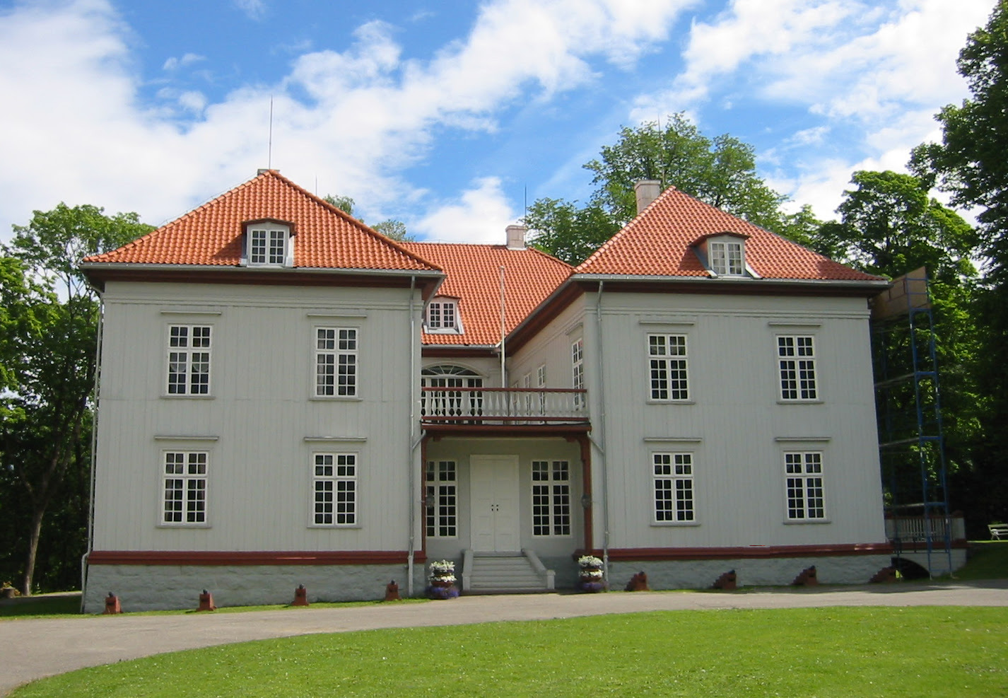 Kjetil Bjørnsrud: Eidsvold Manor