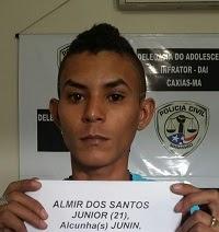 Caxias: DRPC cumpre mandado de prisão por homicídio