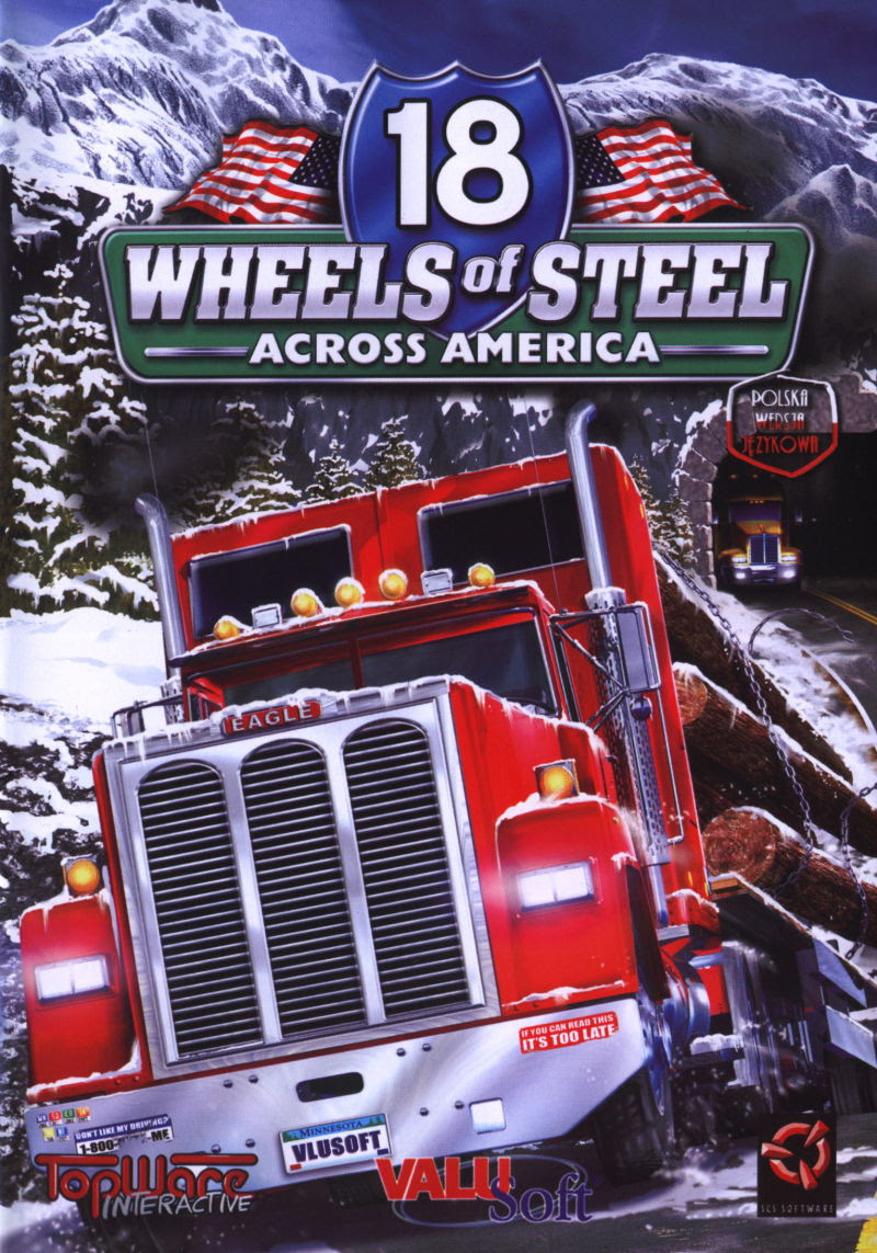 18 Wheels of Steel Across America Free Download