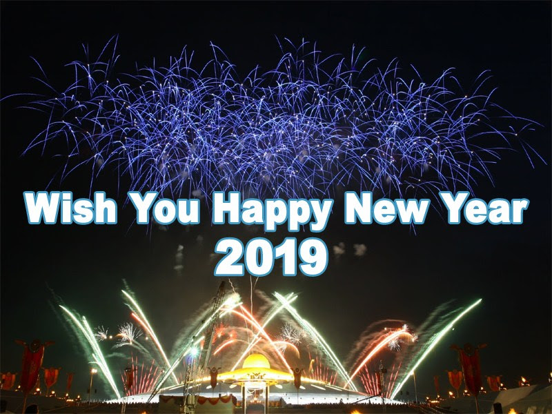 Happy New Year 2019 Wishes In Hindi For 1st January 2019
