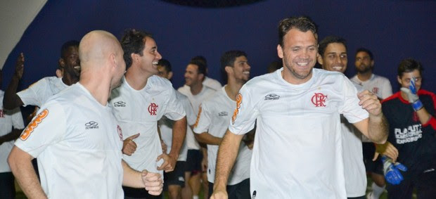 Petkovic, Flamengo Futebol 7 (Foto: Joaquim Azevedo/JornalF7)