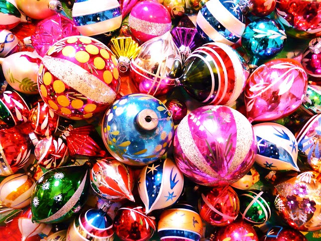 Vintage Balls!