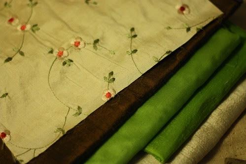 Silk Palette