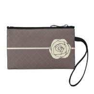 Vintage Rose Change Purse
