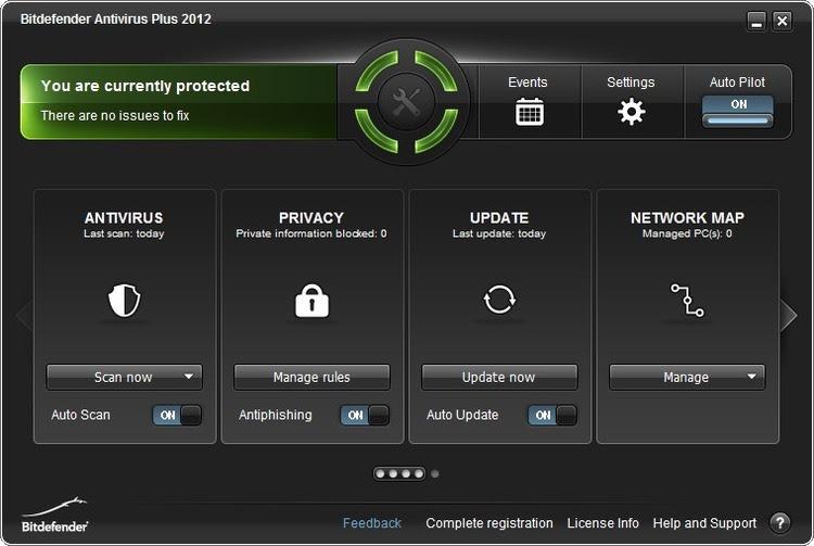 Bitdefender Antivirus Free 2012