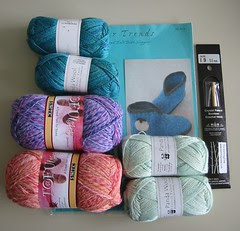 The Knitting Zone Order