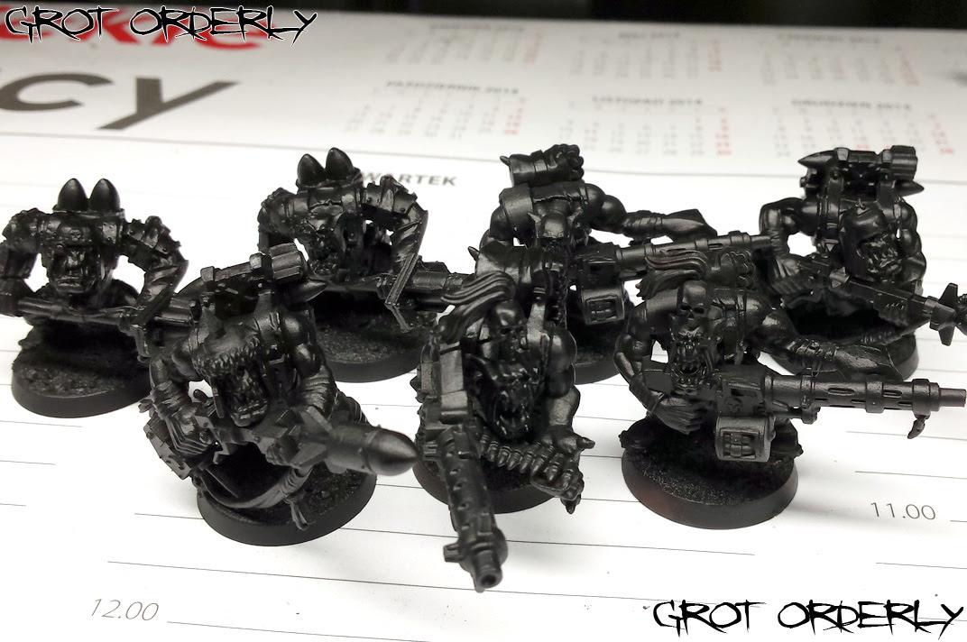 games, workshop, warhammer, 40k, 40000, grot orderly, orks, orki