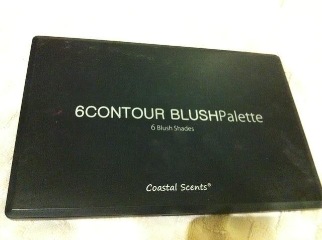 coastal scents blush palette