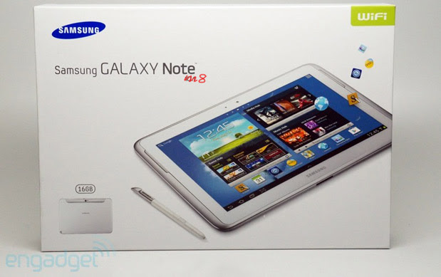 Samsung exec confirms 8inch Galaxy Note coming to MWC