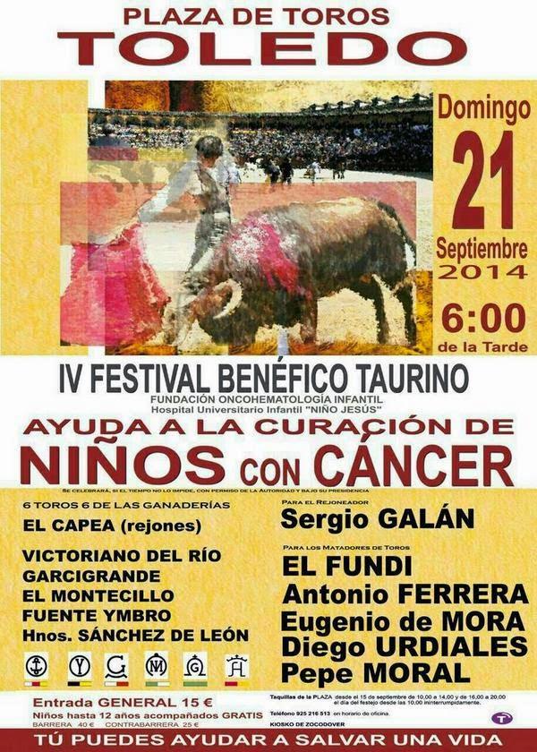 Toledo festival 2014