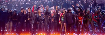 Download STORMZY - HEAVY IS THE HEAD MEDLEY ANYBODY Feat. BURNA BOY [LIVE AT THE BRITs 2020] Mp3 Mp4 Popular