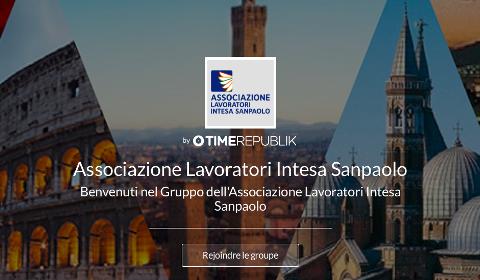Intesa Sanpaolo by TimeRepublik