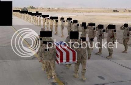 Repatriação de soldados americanos