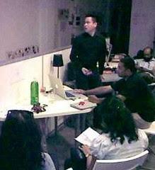 """Kevin Lim on """"Marginalia: Giving books their social life"""" CC Salon SG, 25th Jun 2010"""