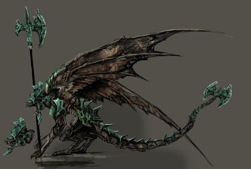 Dark Souls Gargouille