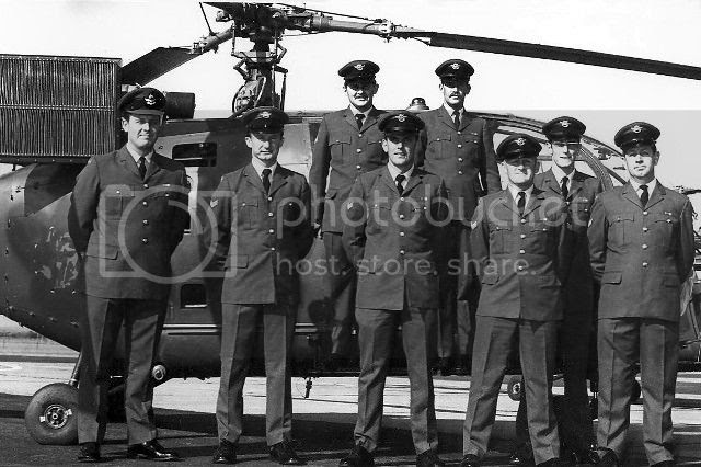 7049, The History of 7 Squadron