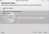 Penambahan Folder Network