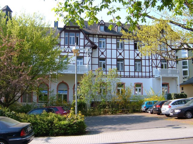 Bad Nauheim Burghof Klinik Bad Nauheim Burghof Clinic