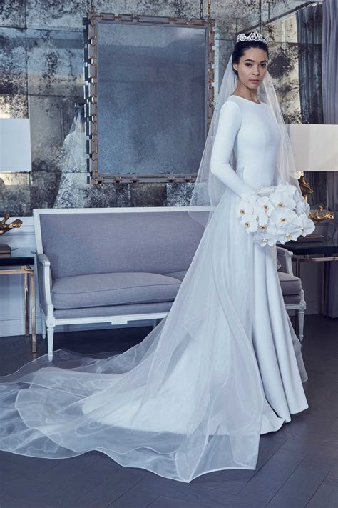 Romona Keve?a Bridal & Wedding Dress Collection Spring