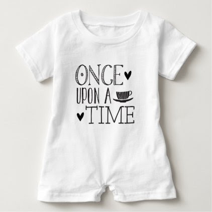 once upon a time baby romper