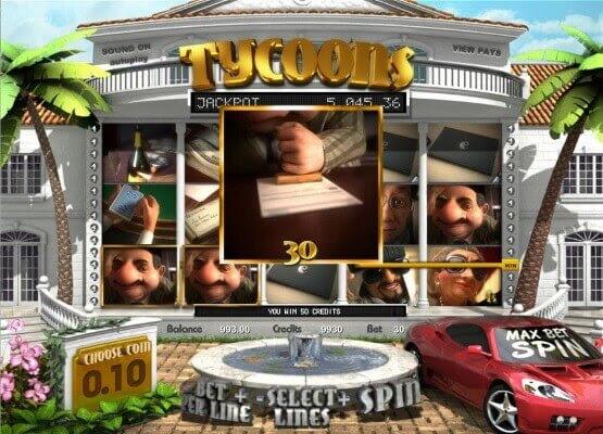 Tycoons богачи игровой автомат онлайн