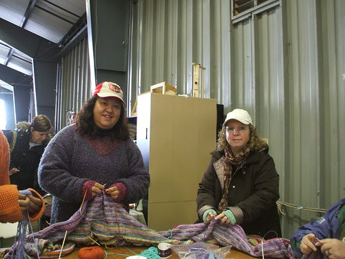 me and vicki sock knit