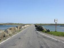 Uist causeway