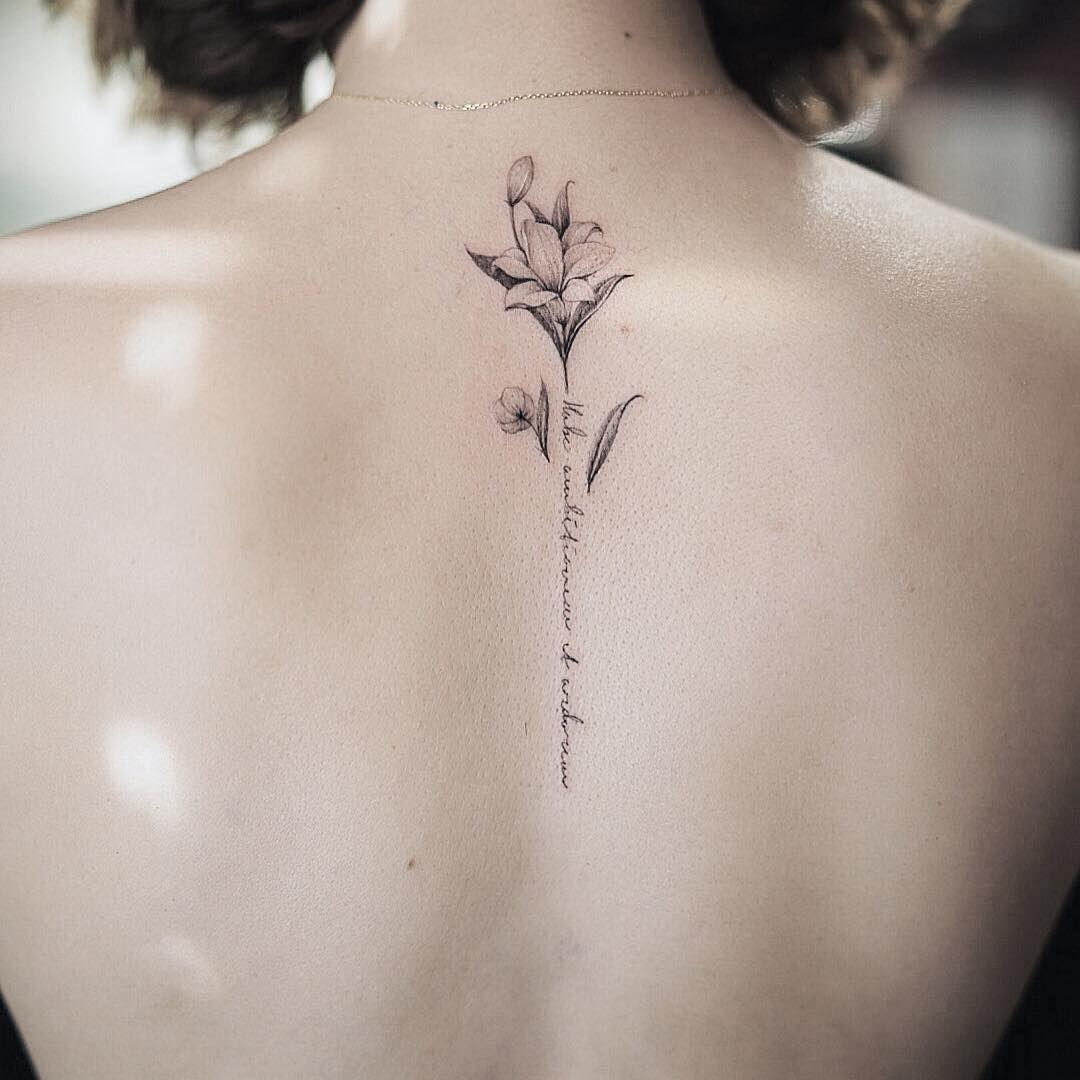 Frase Bonita Tatuagem Klewer Z