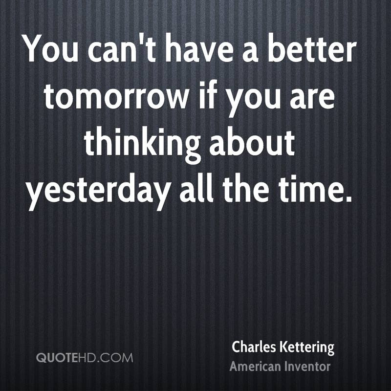 Charles Kettering Time Quotes Quotehd