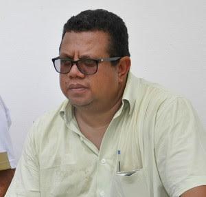 Paulo César Gatão presidente do Mixto (Foto: Robson Boamorte)