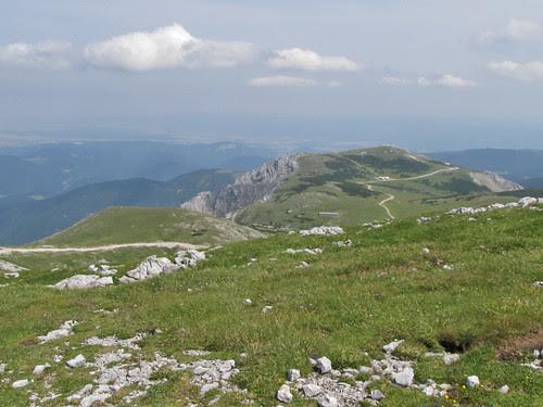 View across Ochsenboden