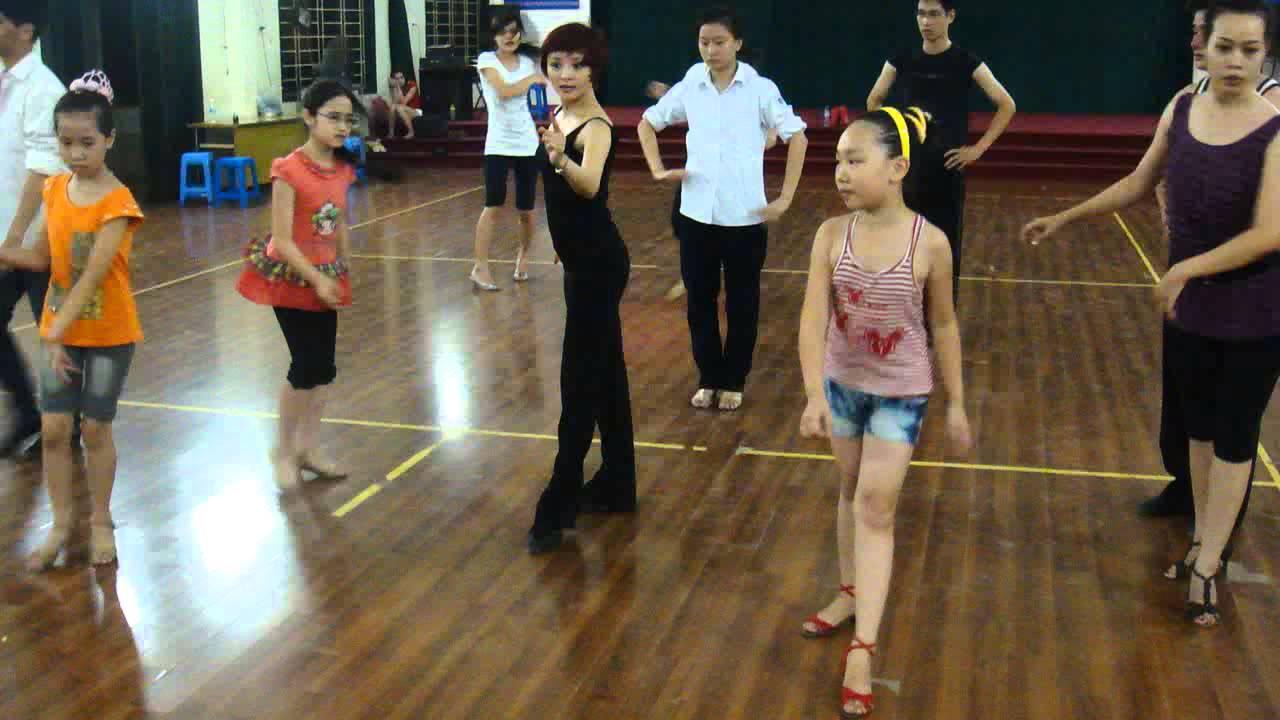 học khiêu vũ ở đâu tphcm