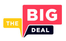 The Big Deal logo