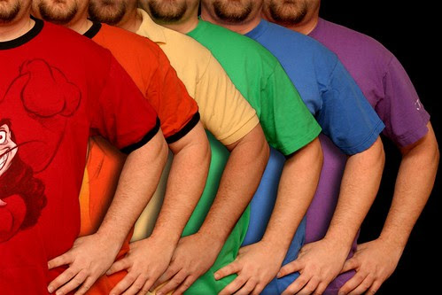 Rainbow T's