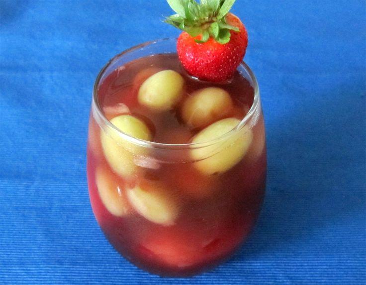 Frozen Sangria Lemonade