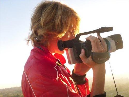 simon filming 2009
